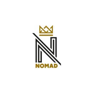 16. logo nomad N