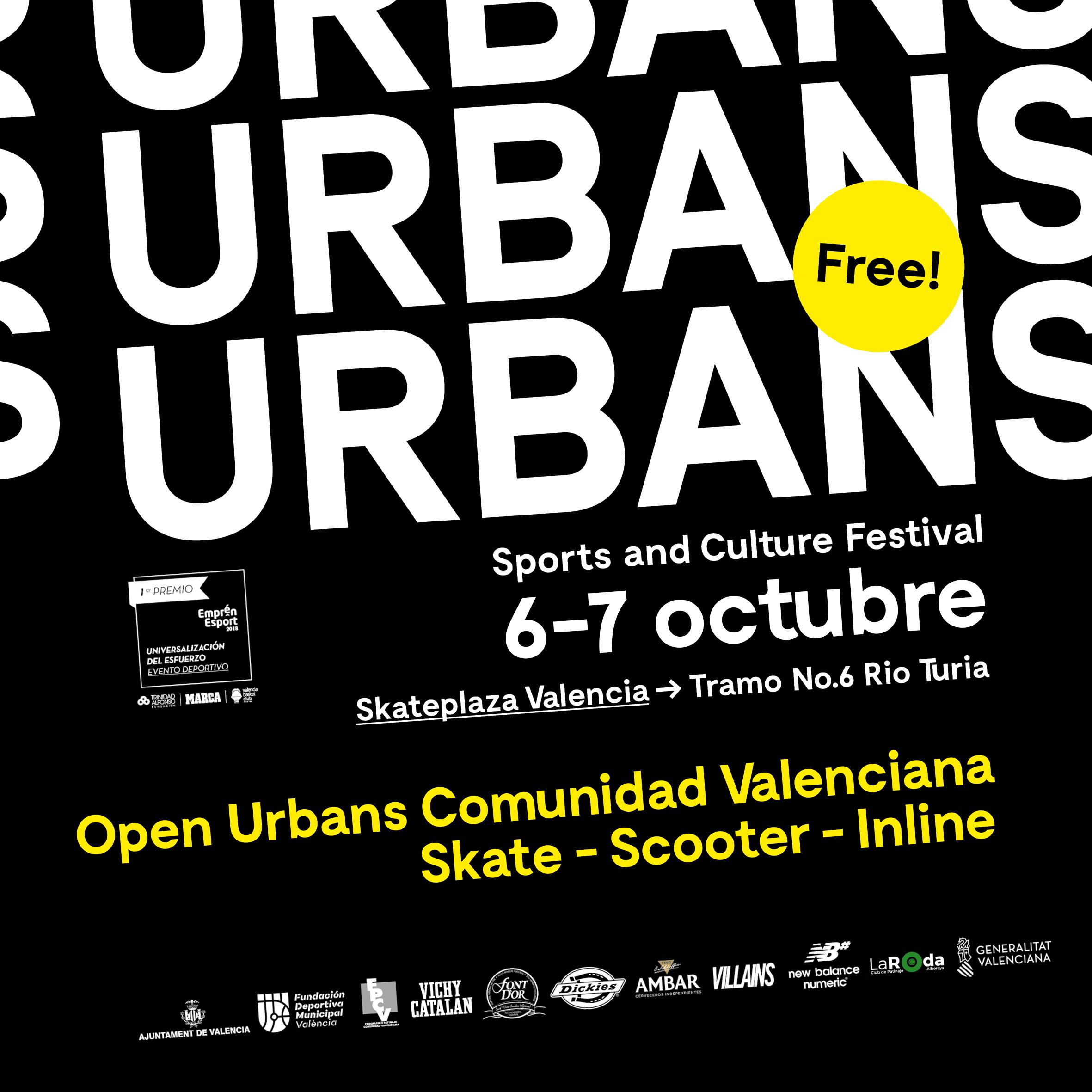 Open Urbans CV Post